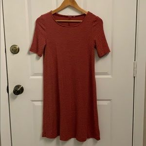 GAP striped dress